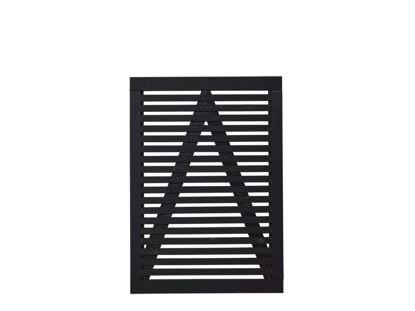 Plus Tokyo Einzeltor schwarz 100 x 140 cm