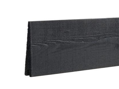 Plus Klink Profilbrett schwarz Länge 177 cm