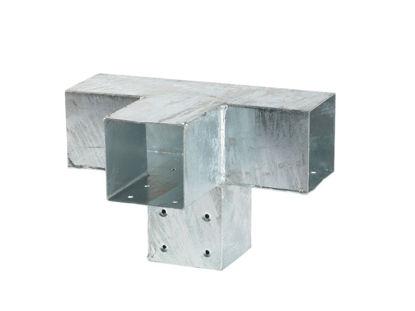 Plus Cubic Doppel-Verlängerungsbeschlag 20 x 30,5 x 20 cm ohne Schrauben