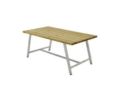 Plus Royal Tisch Kiefer-Fichte druckimprägniert 177 cm