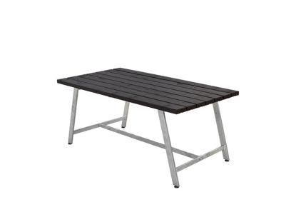 Plus Royal Tisch Kiefer-Fichte schwarz 177 cm