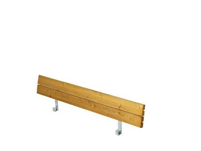 Plus Rückenlehne Lärche unbehandelt für Zigma Kombimöbel 166 cm
