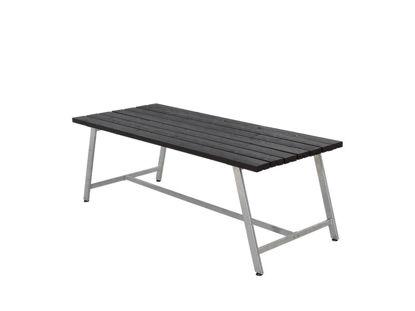 Plus Royal Tisch Kiefer-Fichte schwarz 207 cm