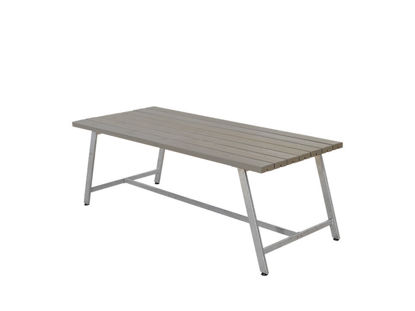 Plus Royal Tisch Kiefer-Fichte graubraun 207 cm