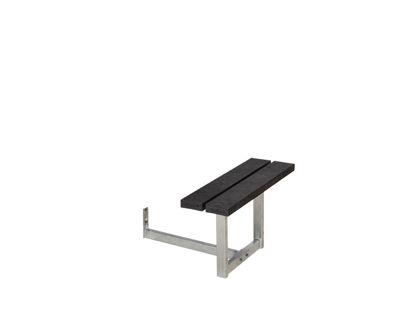 Plus Anbausatz komplett für Basic Kombimöbel Recycling Kunststoff schwarz 77 cm