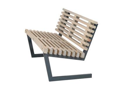 Plus Siesta Lounge Sofa 138 cm