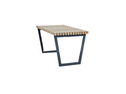 Plus Siesta Lounge Tisch 138 cm