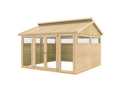 Plus Pavillon Modell 5 - 350 x 350 x 283 cm